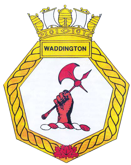 Navy League of Canada, TE Waddington